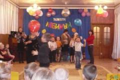 Утренник, посвященный Юбилею детского сада-40 лет