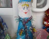 Выставка Новогодних игрушек - 2014